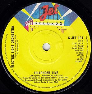 Telephone Line S Jet 101