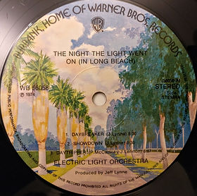 The Night The Light Went On In Long Beach - WB 56 058