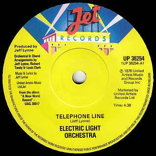 Telephone Line UP 36254