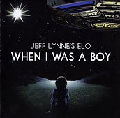 When I Was A Boy CD Promo