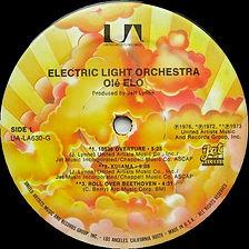 OLE ELO UA-L630-G - Sunburst Label