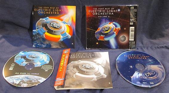 The Very Best Of ELO Blu-Spec CD2