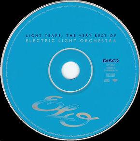 ELO Light Years EPC 489039 2