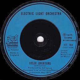 10538 Overture Live B Side  JET 764