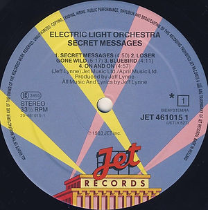 Secret Messages & A New World Record - Jet 461015 1