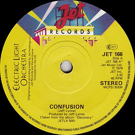 Confusion A Side Jet 166