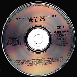 The Very Best of ELO - 01 4290 62
