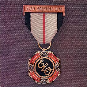 ELO Greatest Hits FZ 36310 Front Sleeve.