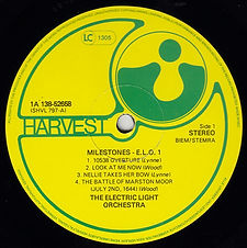 Milestones 1A 138-52659 Second Issue LP