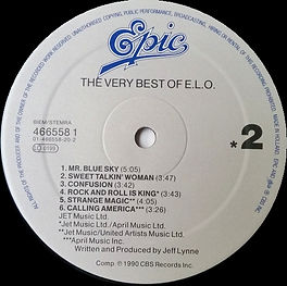 The Very BestOf The Electric Light Orchestra 46658 1