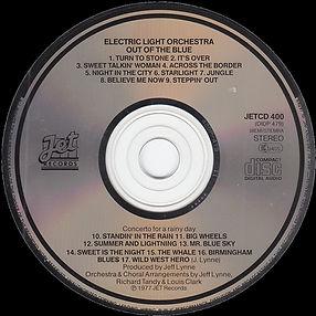 OOTB JET CD400 Single Japan CD