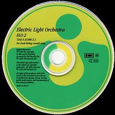 ELO2 CD