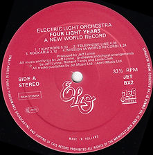 Four Light Years - JET BX2