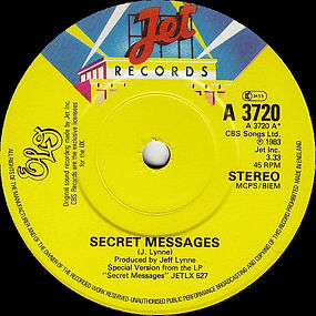 Secret Messages JET A3720