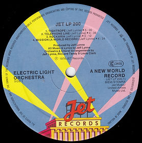 A New World Record Jet LP 200 - Holland