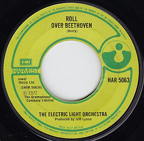Roll OverBeethoven - HAR 5063 - Large Hole Version