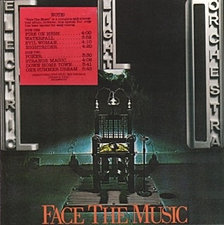 Face The Music Elo Usa Issued 1975 Lp Discography