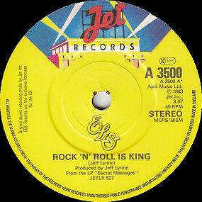 Rock 'N' Roll Is King JET A 3500