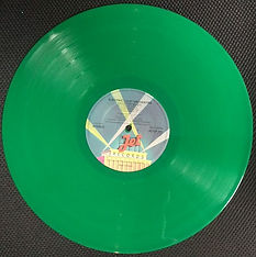 Face The Music Green Jet LP 201