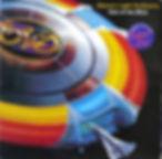 Out of the Blue Jet DP400 Blue Vinyl - Sticker 2