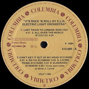 Its Rock N Roll By ELO