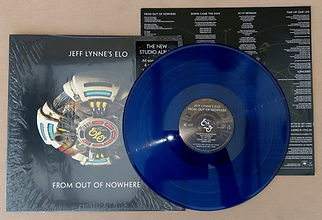 From Out Of Nowhere - Blue Vinyl