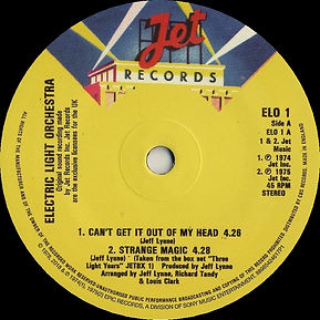 The ELO EP Side A