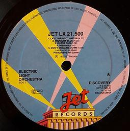 Discovery JET LX 21.500 Side B