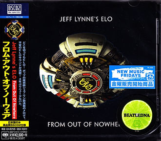 From Out Of Nowhere - Japan Blu-Spec CD2