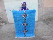 Blue Anou Tapestry