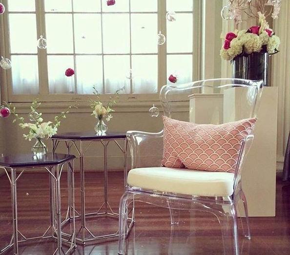 Pasha Chair Rental - Atlanta