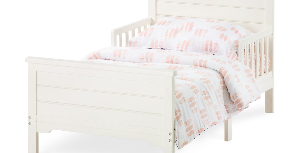 Forever Eclectic™ Woodland Toddler Bed with Rails
