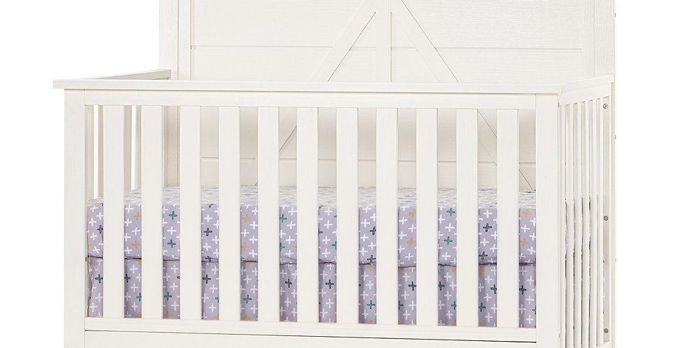 Forever Eclectic™ Woodland™ 4-in-1 Convertible Crib