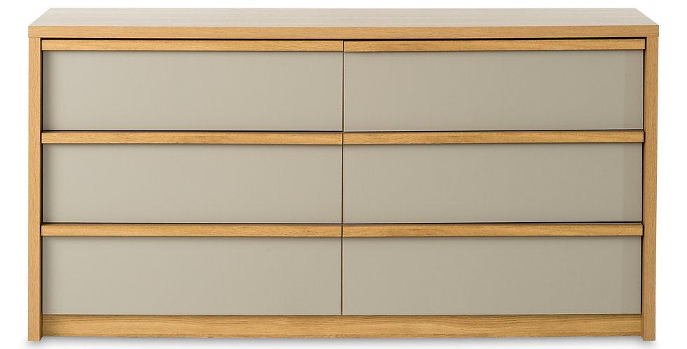 Loft Double Dresser