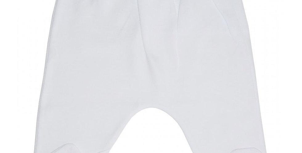 Interlock Long Pants with Closed-Toe