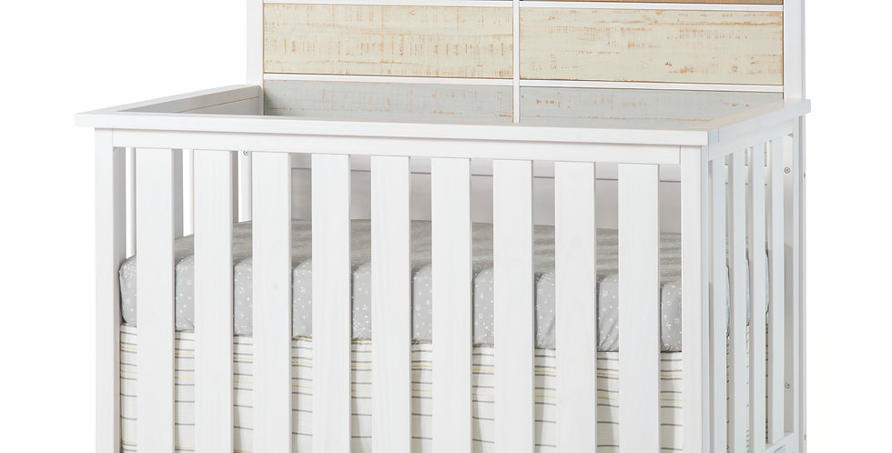 Forever Eclectic™ Rockport 4-in-1 Convertible Crib