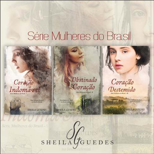 Mulheres Do Brasil -  Série Completa