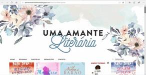 """Resenha: Blog """"Uma amante literária"""""""