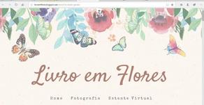 """Resenha: Blog """"Livro em Flores"""""""