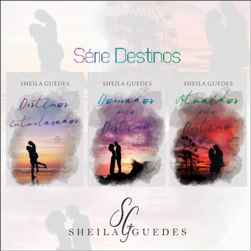 Destinos - Pré-venda da Série Completa