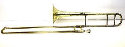 vintage trombone
