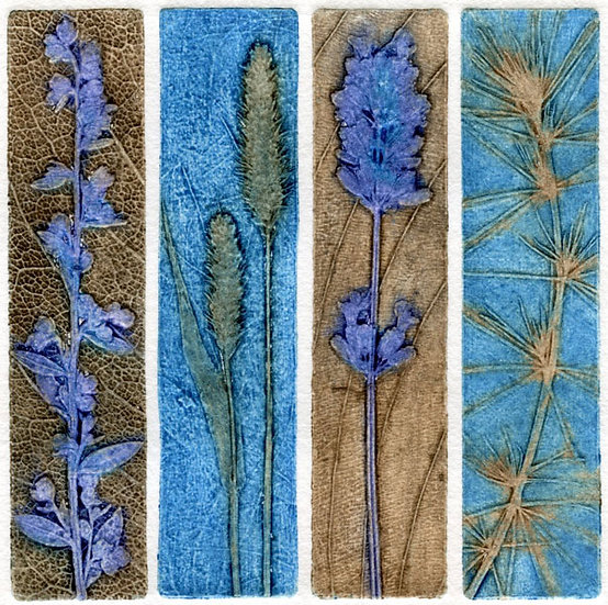 Rhonda Uppington- Handpicked Spikes (1,2,3,4)