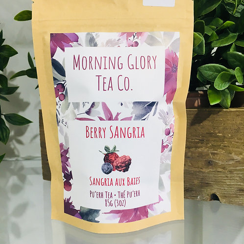 Morning Glory Tea Co. Berry Sangria