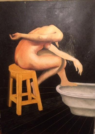 Lucy Quintero- The Bath