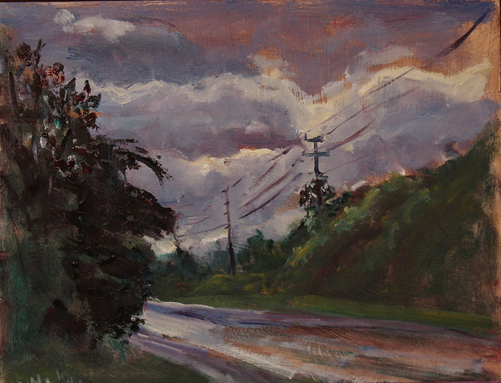 Irina Grobman- Road Home