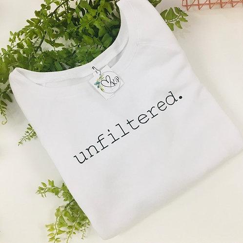 Off Shoulder Sweater -Unfiltered