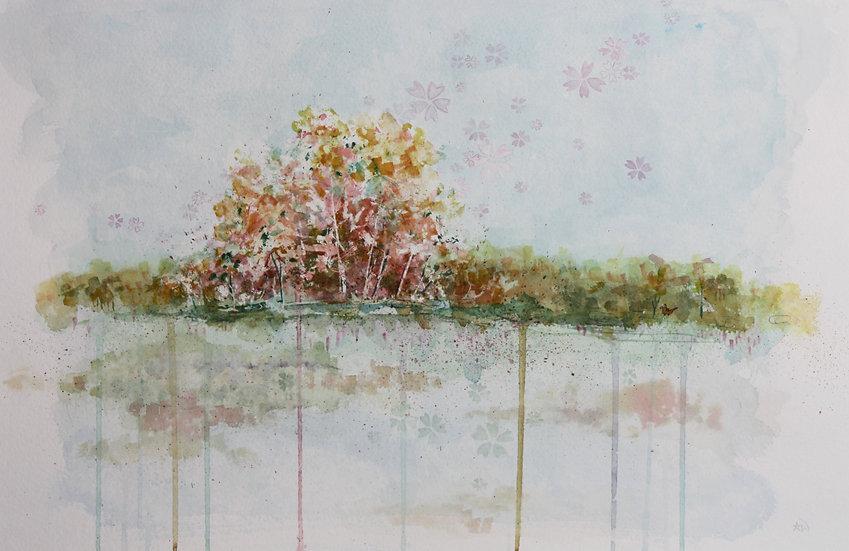 Ana Wood- Make Memories, Ruma