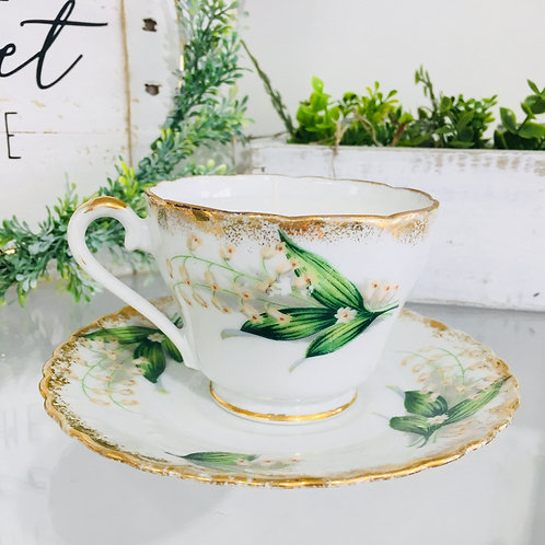 Vintage Collectors Tea Cup Candles