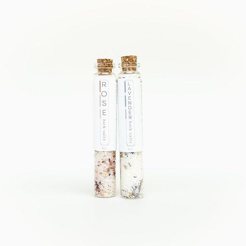 Lavender or Rose Bath Salt