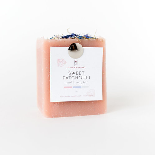 Sweet Patchouli Mini Bar